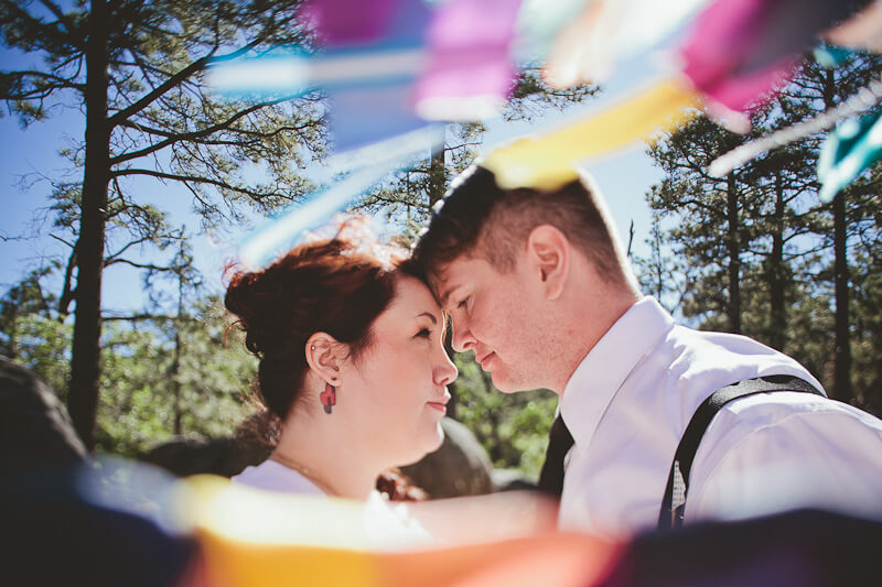 Al Bahr Shrine Camp Wedding in Mount Laguna