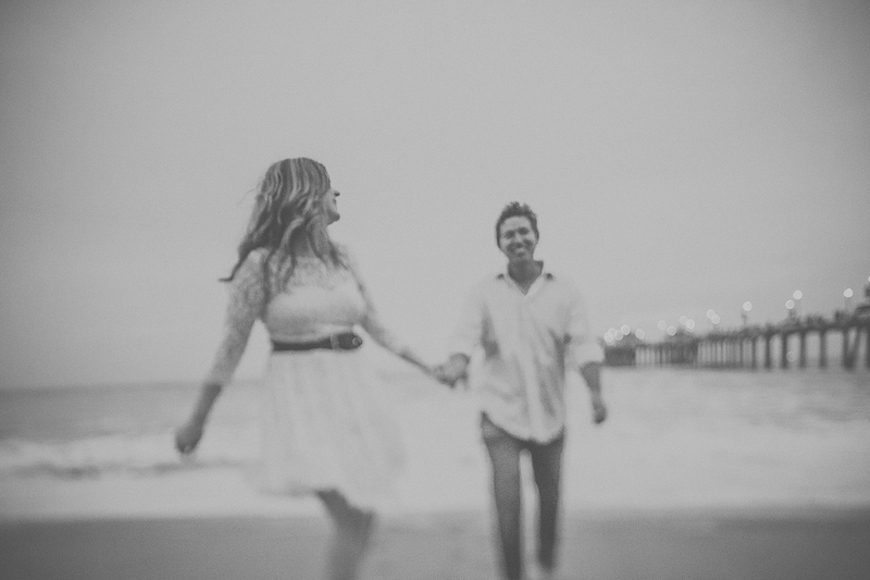 Huntington Beach Engagement!