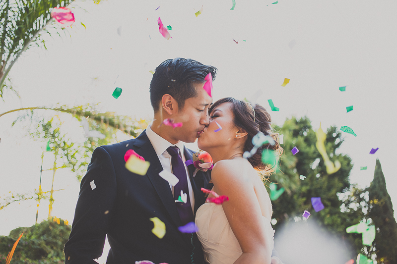 LA Wedding at Studio 1342,