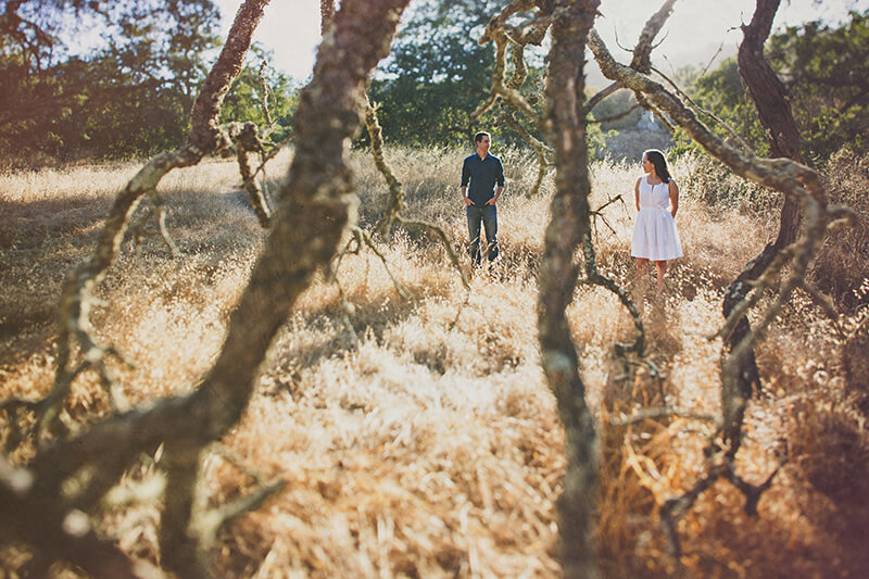 Birding at Santa Rosa Plateau – Engagement Photos