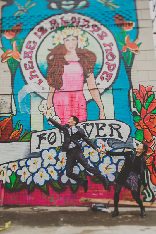 Art District, Los Angeles Engagement //