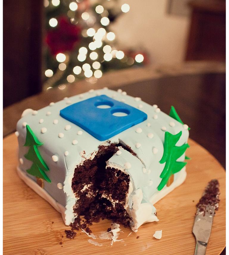 BLU Christmas – Holiday bake off !!