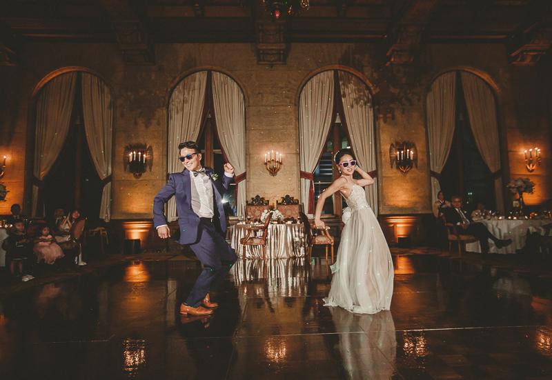 Jonathan Club Wedding Photos // Los Angeles