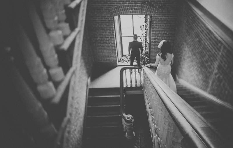 Destination Wedding Photography / The Mint, San Francisco
